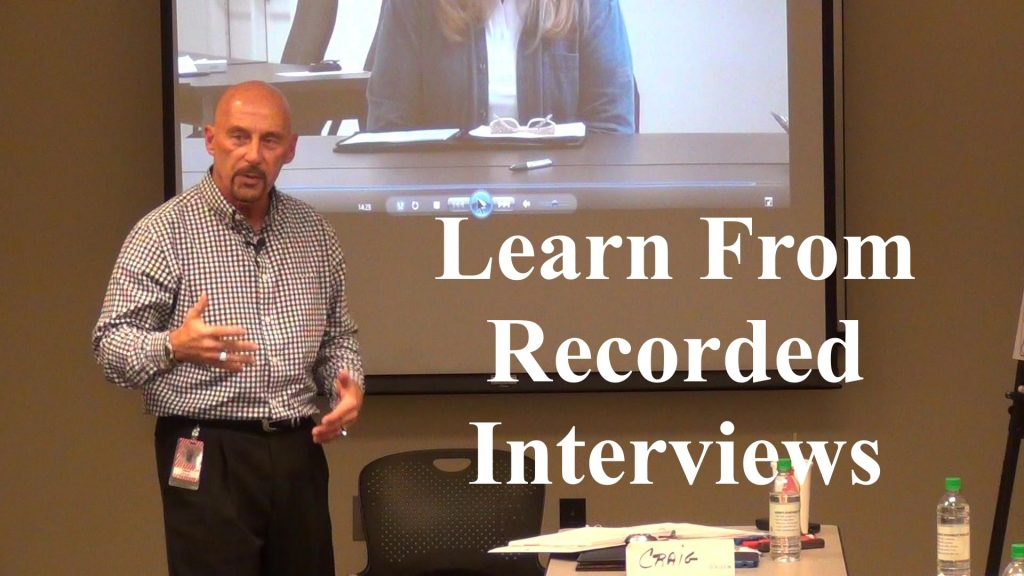 How To Benefit The Most By Watching Your Recorded Interviews